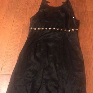 Rampage black gown
